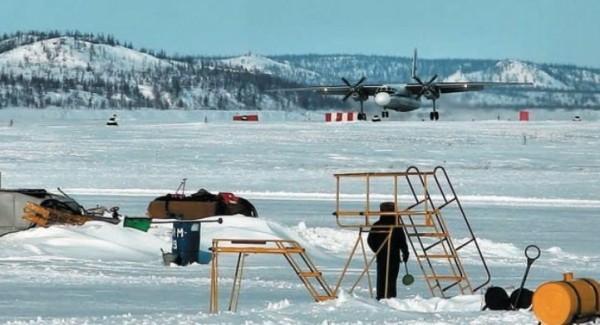 Транспорт якутских миссионеров