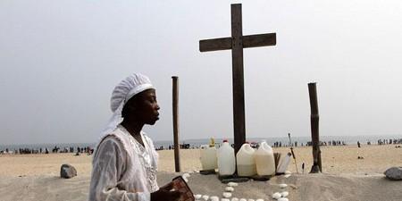В Нигерии боевики убили 38 человек и сожгли 3 церкви