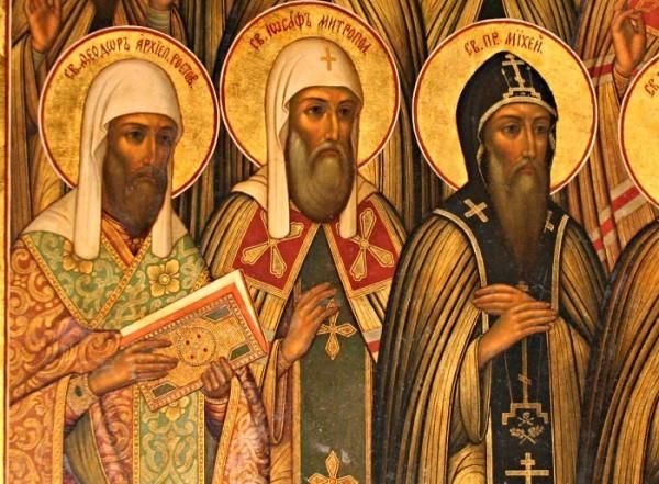 Церковь празднует Собор Радонежских святых
