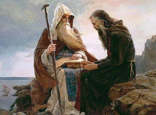 Отцы Киево-Печерской Лавры