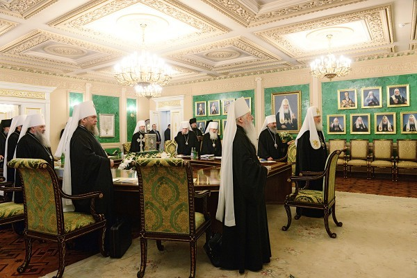 Архиепископ Егорьевский Марк назначен председателем Финансово-хозяйственного управления Московского Патриархата