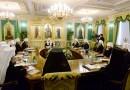 Священный Синод Русской Православной Церкви о границах приходов