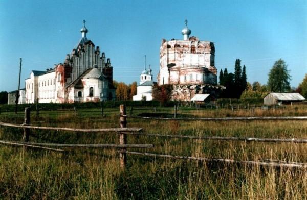 Веркольский монастырь. Фото: fabramov.ru