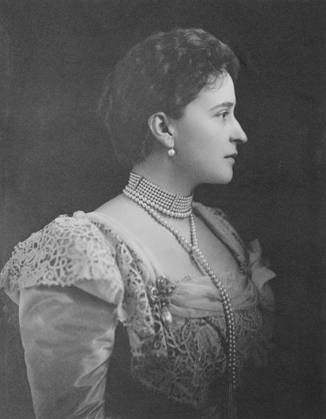 Великая княгиня Елизавета Федоровна, 1899 год