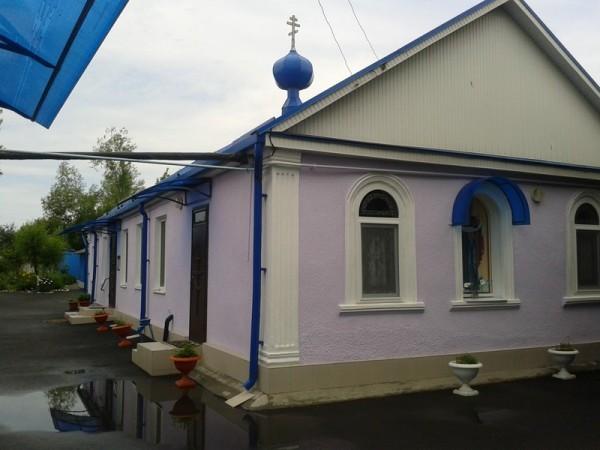 Баксан. Покровский храм