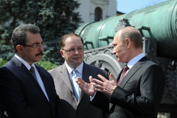 31 июля 2014 года. Фото: президент.рф