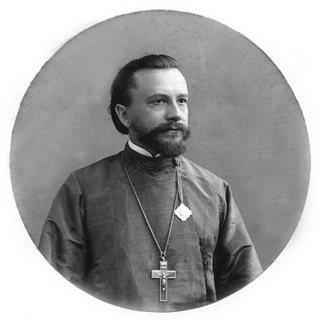 Протоиерей Роман. Севастополь. 1915 год