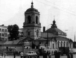 18 июля в Москве состоится молебен в память о 50-летии взрыва храма Преображения Господня
