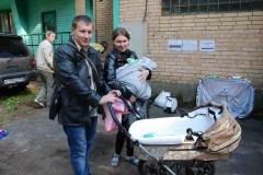 Лето особых обстоятельств – беженцы с Донбасса в Подмосковье