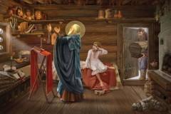 Не печальте преподобного
