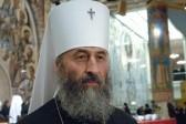 Митрополит Онуфрий просит Петра Порошенко защитить священников Донбасса от неправомерных действий силовиков