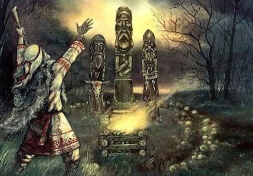 Националисты и идолы