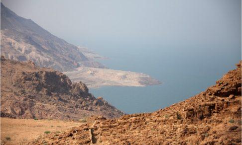 Другая Святая Земля. Иорданские заметки. Часть V. Мёртвое море — замки в пустыне