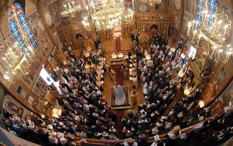 Епископ Пантелеимон (Шатов): Главная радость – это радость любви