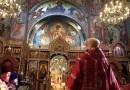 Новый епископ Манхэттенский совершил свою первую литургию в архиерейском сане