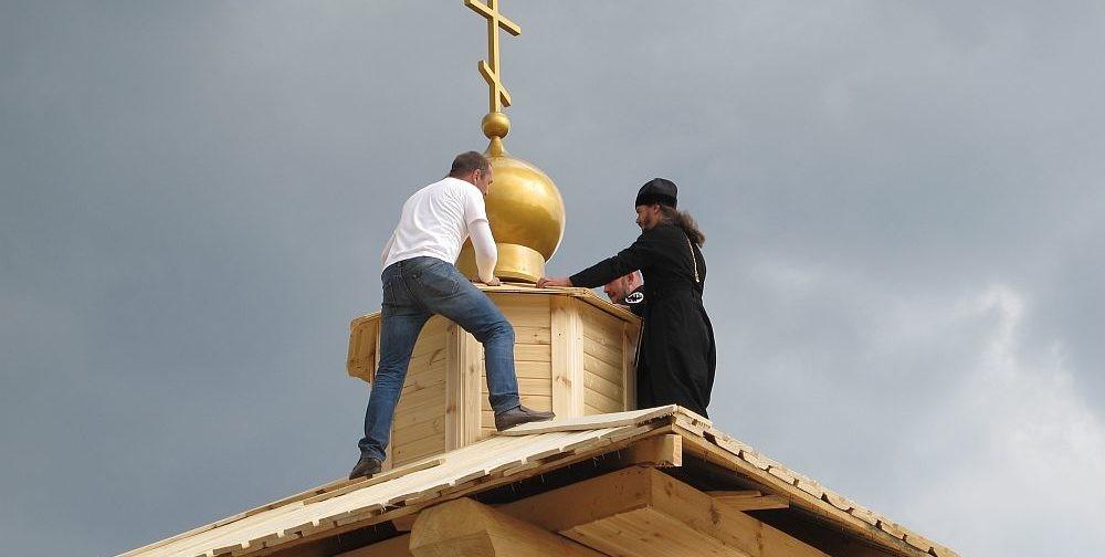 «Русское поле»: джигиты, пряники и обыденный храм (+ФОТО)