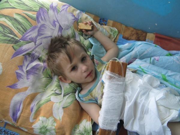 Односельчане в Кировской области спасли малыша и его дедушку
