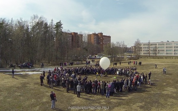12 апреля 2014 года, г.Черноголовка