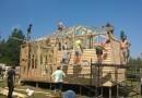 В Харькове возвели обыденный храм во имя мира