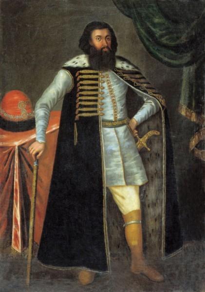 Парсуна князя Ивана Борисовича Репнина