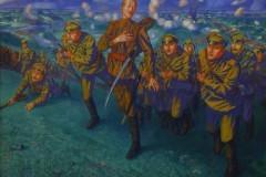 Поэзия Великой войны: Блок, Гумилев и неизвестный офицер