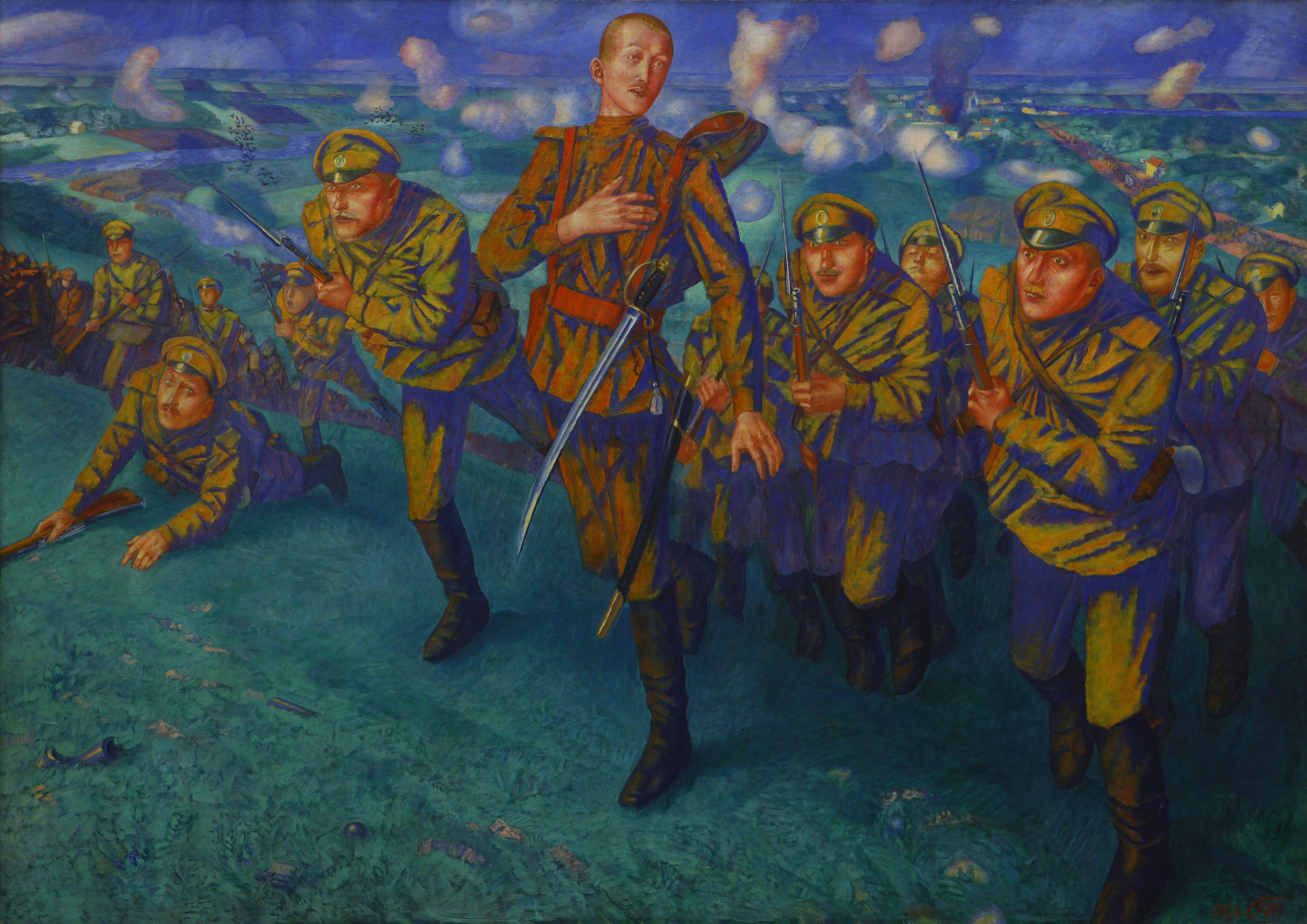 Поэзия Великой войны: Блок, Гумилев и неизвестный офицер ...