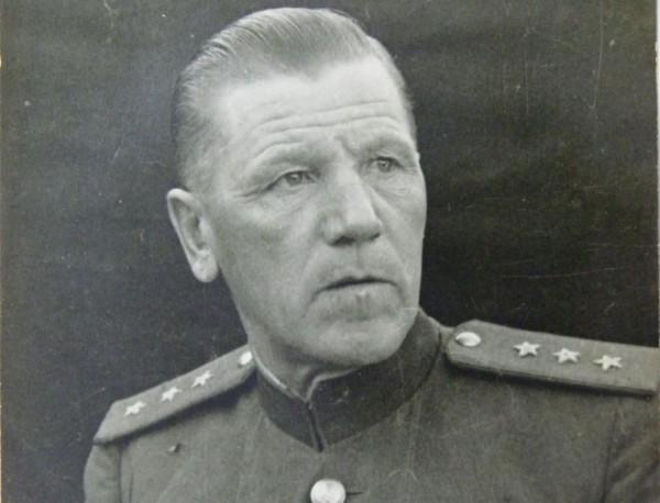 Генерал А.В. Горбатов