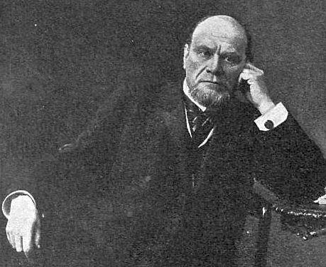 Анатолий Фёдорович Кони в 1915 году