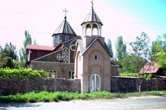В результате артобстрела Горловки пострадала больница и храм при ней, в городе есть жертвы
