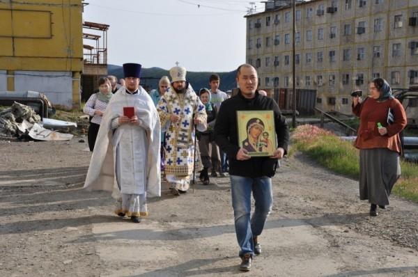 Сергий Радонежский на Крайнем севере