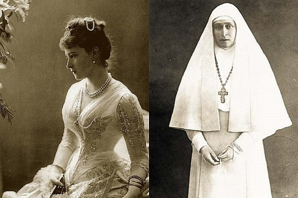 Великая княгиня Елизавета Феодоровна Романова