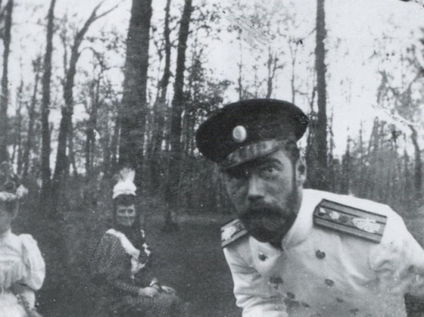 Редкие фотографии последнего русского императора. россия