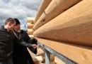 В Москве за один день построят храм Сергия Радонежского