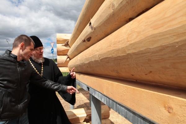 12 храмов преподобного Сергия Радонежского за один день появятся на юге России