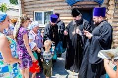 Более 20 беженцев из Украины нашли приют при храме Волгодонской епархии