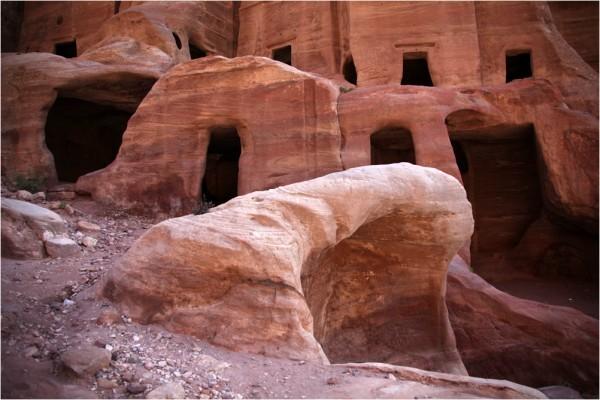 «Муравейник» — гробницы простых жителей Петры или их жилища?