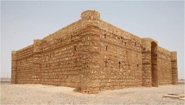 Замок Каср-аль-Харрана