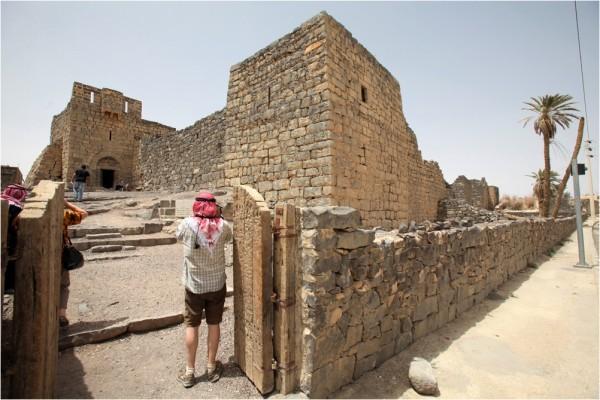 Замок Азрак