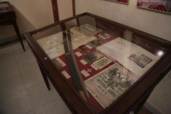 В городах России проходят выставки «За веру, царя и Отечество»
