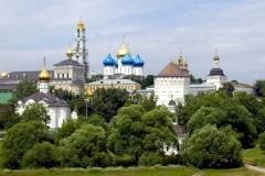 В Сергиевом Посаде появится палаточный городок для паломников в дни преподобного Сергия Радонежского