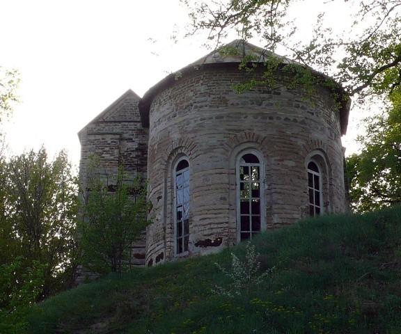 В Черниговской области разрушается храм времен Киевской Руси