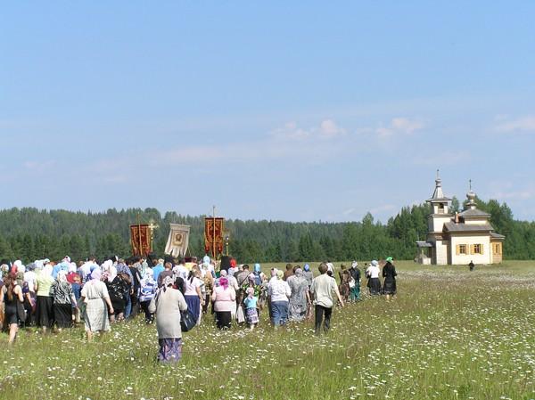 Крестный ход. Фото: fabramov.ru