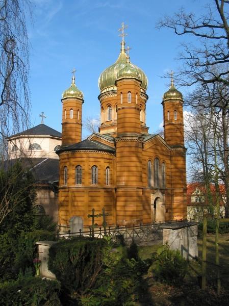 Храм святой равноапостольной Марии Магдалины в Веймаре