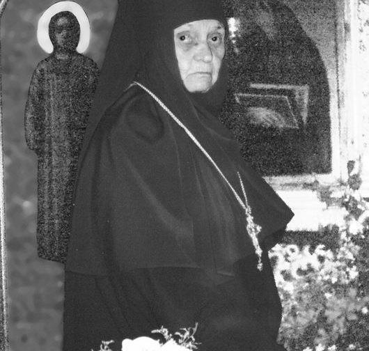 Игумения Серафима 12. VII. 1914 — 16. XII. 1999