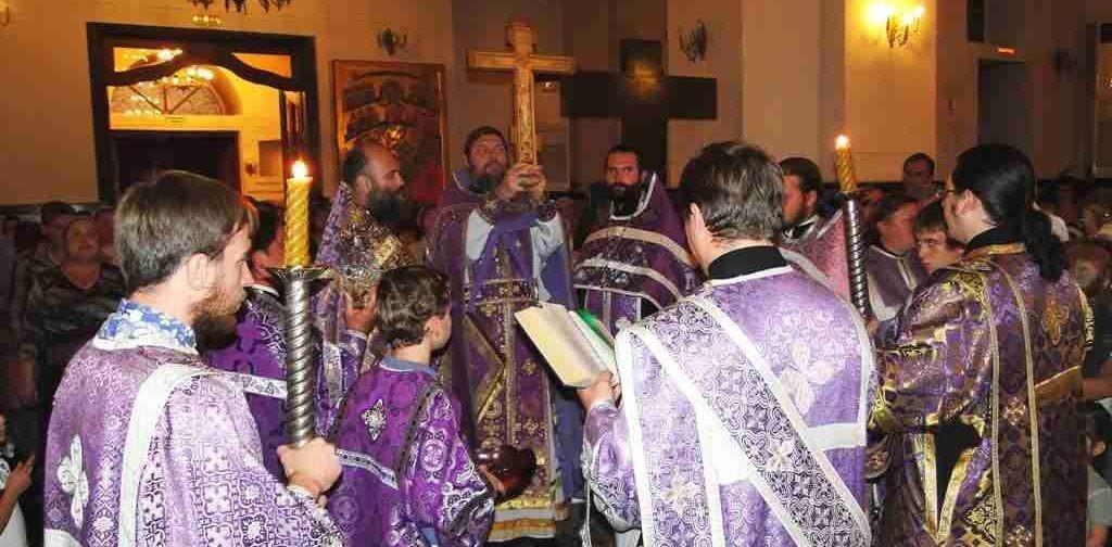 Проповедь в неделю после Крестовоздвижения