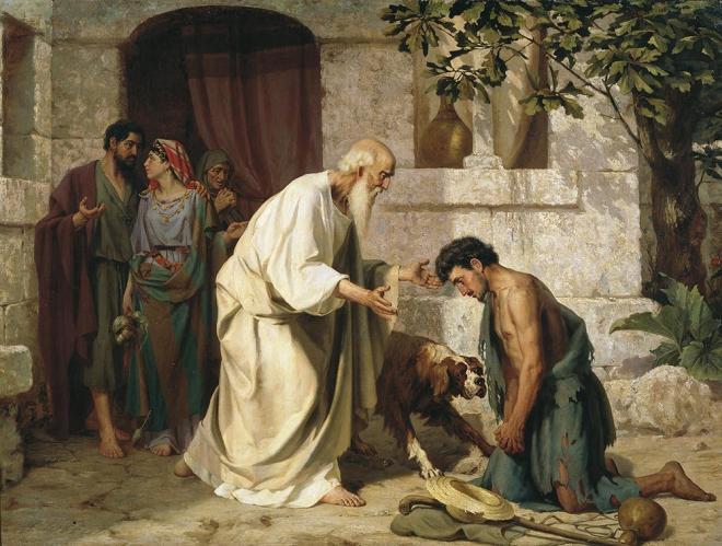 """""""Не перестаю беседовать о покаянии о покаянии, вселяющем в нас светлую надежду на победу"""""""