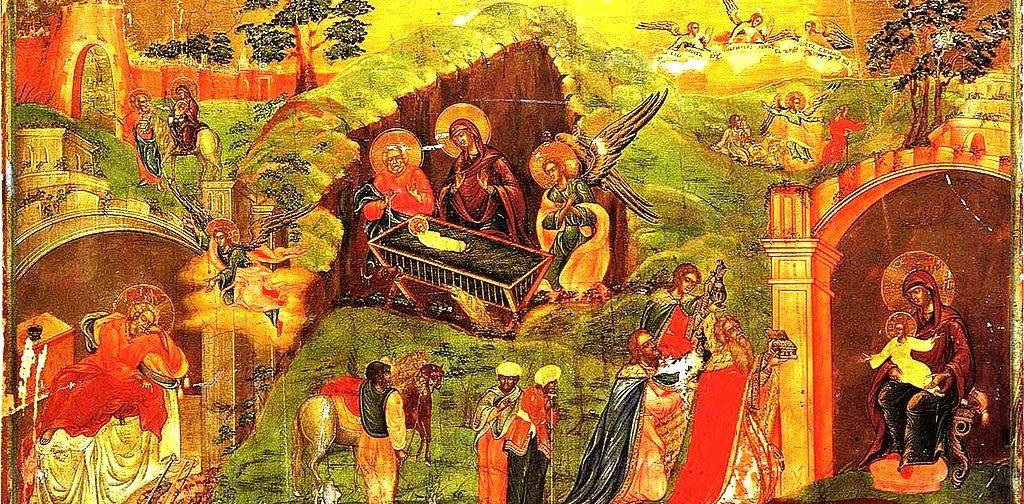 Слово III на Рождество Господне