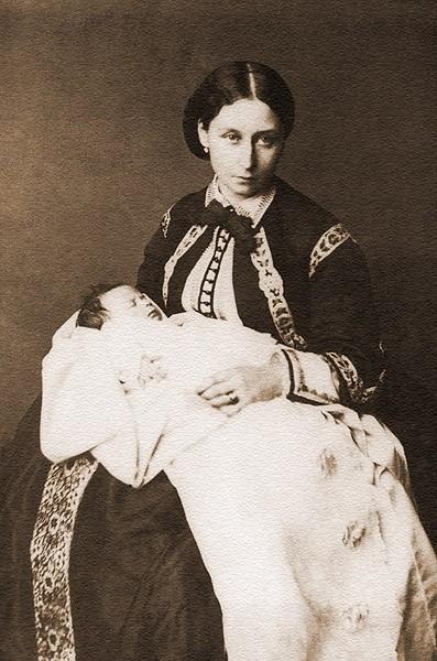 Редкие фотографии Елизаветы Федоровны