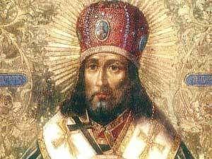 В Магадане установят памятник апостолу Сибири и Америки