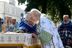 Блаженнейший митрополит Владимир – человек молитвы